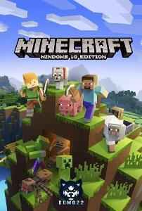 Minecraft Windows 10 Edice - digitální klíč
