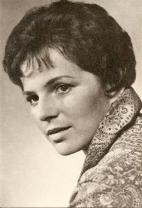 JIŘINA ŠVORCOVÁ divadelní a filmová herečka a politička (1928 – 2011)