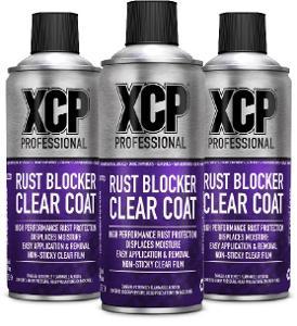 XCP Clear Coat - výrazně lepší než ACF-50! Špička na trhu! Made in UK.