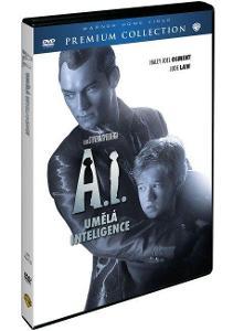 A.I. UMĚLÁ INTELIGENCE (DVD) - PREMIUM COLLECTION