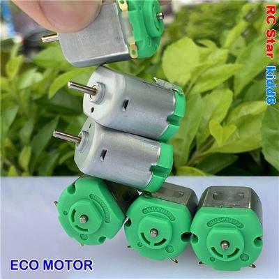 DC Mini Motor130 3V-6V 30000RPM High Speed Strong Magnetic Carbon