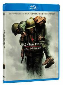 Hacksaw Ridge: Zrození hrdiny - Blu-ray