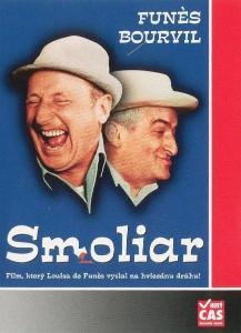 Smolař - DVD pošetka