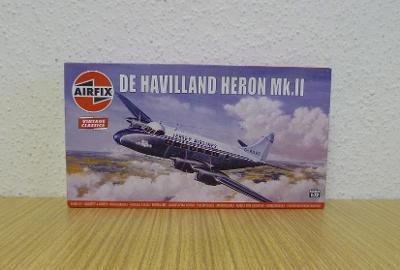 1/72 De Havilland Heron Mk.II