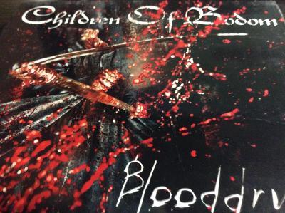 CHILDREN OF BODOM: BLOODDRUNK 2008, LTD. EDICE S DVD, JAKO NOVÉ