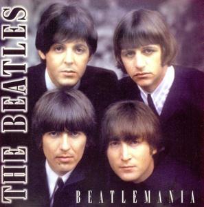 BEATLES - Beatlemania - 30 Hitů ..... vefólii ..... NOVÉ !!