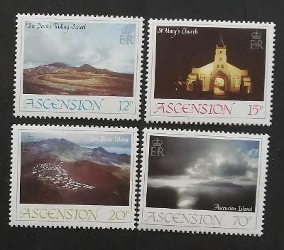Ascension 1984 5€ Výjevy z ostrova II.
