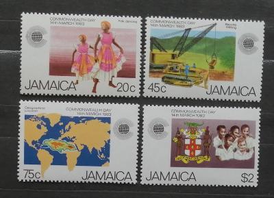 Jamajka 1983 Commonwealth Day, kultura ostrova