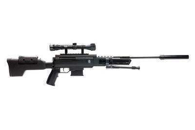 Vzduchovka NORICA Black Ops Sniper kal. 4,5 mm