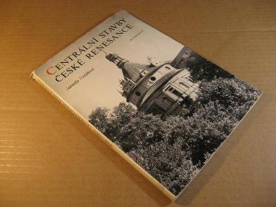 Krčálová J. CENTRÁLNÍ STAVBY ČESKÉ RENESANCE 1976  Academia