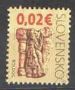 Slovensko 2009 - č. 608 - Kulturní dědictví Slovenska