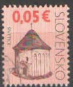 Slovensko 2009 - č. 609 - Kulturní dědictví Slovenska
