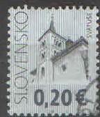Slovensko 2009 - č. 611 - Kulturní dědictví Slovenska
