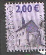 Slovensko 2009 - č. 617 - Kulturní dědictví Slovenska