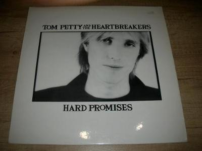 Tom Petty And The Heartbreakers –Hard (1981) + PLKÁT ,1.Press UK ,TOP