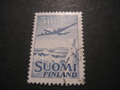 FINSKO - na doplnění, od 1 Kč (letadlo)