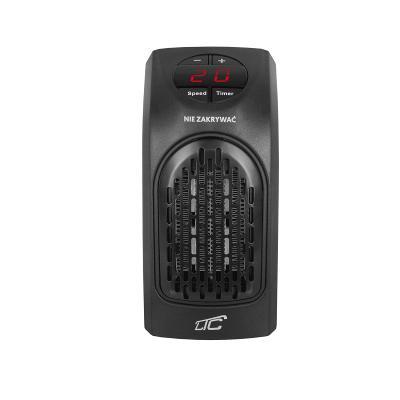 Přenosný topný ventilátor do každé místnosti 400W s LCD displejem