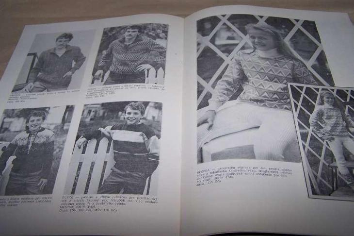 KONTAKT PLETA BÁNSKÁ BYSTRICA CCA 1984-85/B164/ - Antikvariát