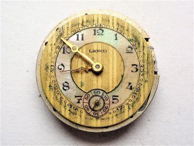 Strojek do náramkových hodinek LANCO #330