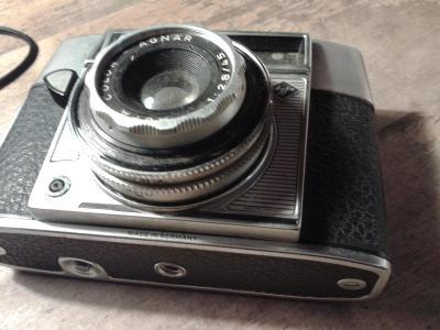 fotoaparát agfa - viz foto