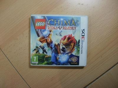 Hra na Nintendo 3DS + 2DS - Lego - Chima - Laval´s Journey