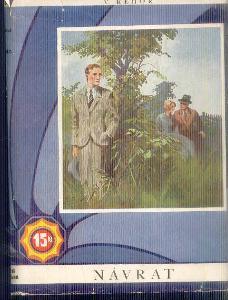 VÁCLAV ČECH STRÁŇ - SVŮJ K SVÉMU  / MODRÁ KNIHOVNA   1932/