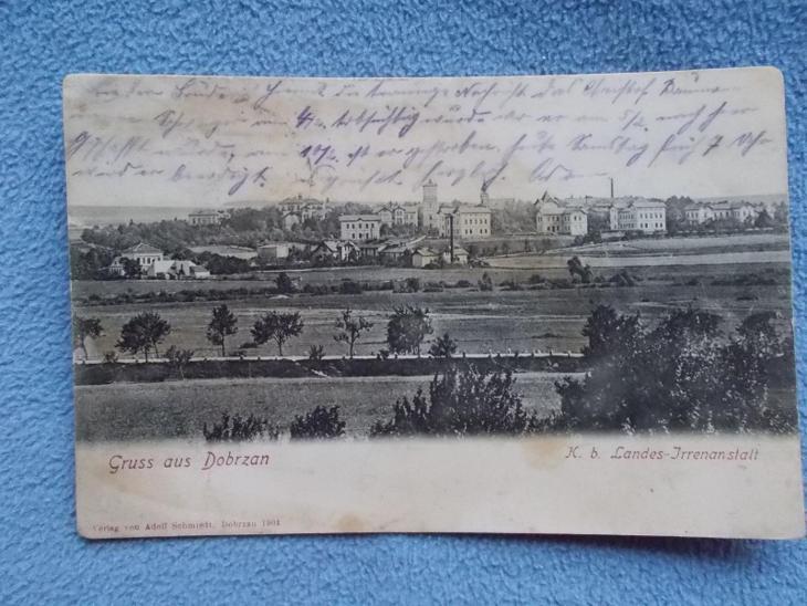 Plzeň jih Dobřany DA - Pohlednice