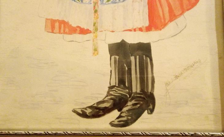 JOŽA ÚPRKA SIGNOVÁNO 1918! - Umění