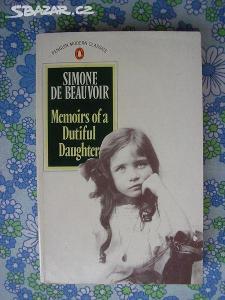 Simone De Beauvoir-Memoirs Of A Dutiful Daughter