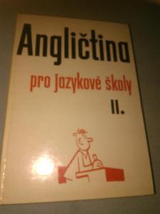 Angličtina pro jazykové školy II. - Karel Veselý