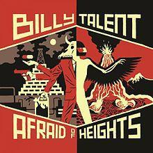 BILLY TALENT - Afraid of heights-deluxe edition-2cd