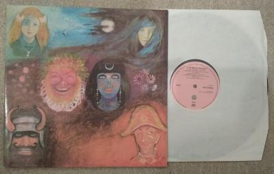 LP King Crimson ‎- In The Wake Of Poseidon (NM) 2011