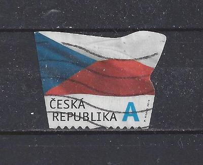 Česká republika - netypický tvar -vlajka