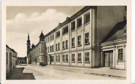 Valtice- Všeobecná veřejná nemocnice Milosrdných B