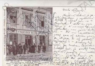Litovel, Vzpomínka na návštěvu Němců v Lítovlí dne