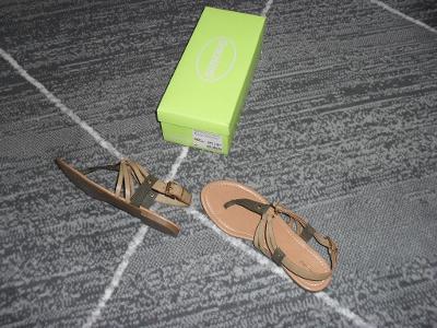 Sandálky, vel. 41
