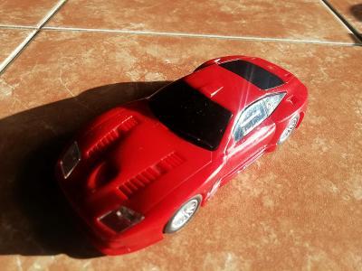 Ferrari 575 na setrvačník