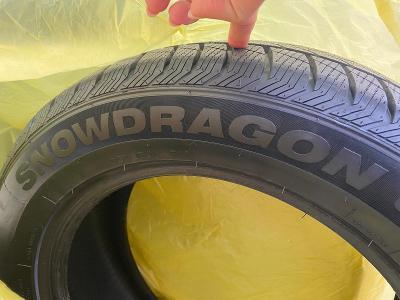 Zimní pneu Snowdragon - super cena! (4ks za cenu 4900 Kč)
