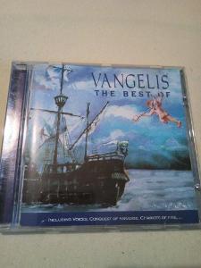 CD Vangelis - The Best Of