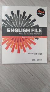 English File Upper intermediate MultiPack B: Student's book, Workbook
