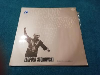 Johan Sebastian Bach / Leopold Stokowski Lp