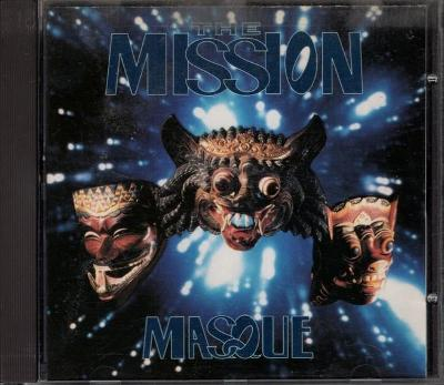 CD - THE MISSION - Masque