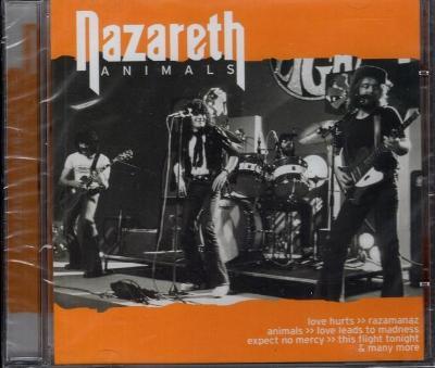 CD - NAZARETH - Animals