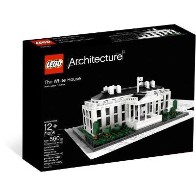 LEGO® Architecture 21006 White House