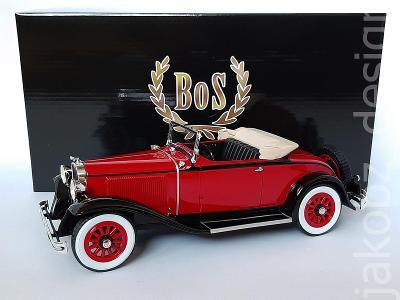 ---- Dodge Eight DG Convertible - 1:18 - BoS -------------------------