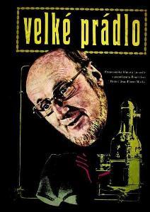 Velké prádlo 1968 film plakát A3 Jean-Pierre Mocky