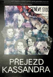 Přejezd Kassandra Eva Hlaváčková film plakát A3