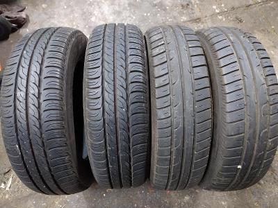 4 letní pneumatiky 2+2 Firestone 165/65R14 79T 6,00mm