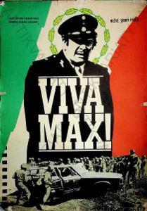 Viva Max! 1972 filmový plakát Paris Peter Ustinov