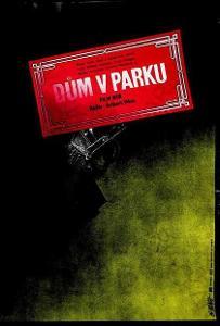 Dům v parku Zdeněk Vlach film plakát